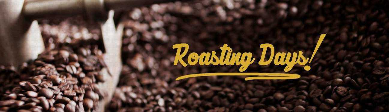 Tostatura Caffè | Roasting Days